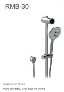 Helvex ofrece una ducha a tu yo interior for Partes de una ducha telefono