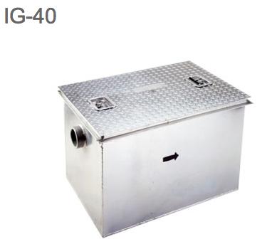 Trampa de Grasa IG-40