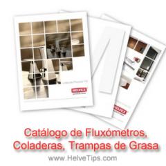 Catalogo de Fluxometros y Coladeras