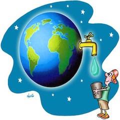 Dia Mundial del Agua 2017